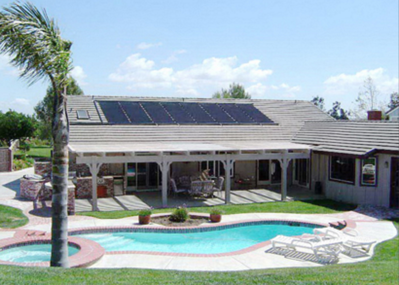 Solar Pool Heating big Island Hawaii